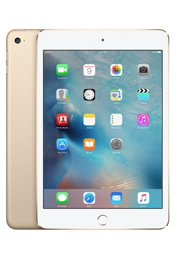 iPad mini 4 128GB WiFi Gold-Apple
